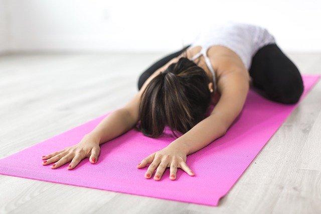 czy joga odchudza