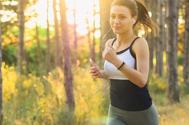 słuchawki do biegania